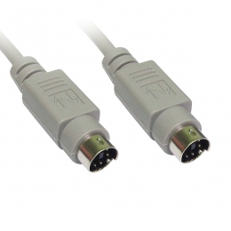 CABLE TECLADO DB 5M / DB5 M 1,80MTS -  CTM003
