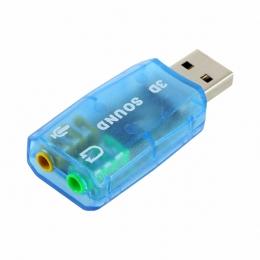 ADAPTADOR USB A AUDIO 5.1 - USB026