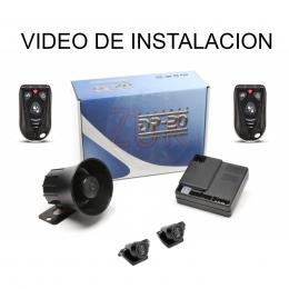 Alarma Auto DP20 TX360 antiasalto presencia - volumetrica (ultrasonido)