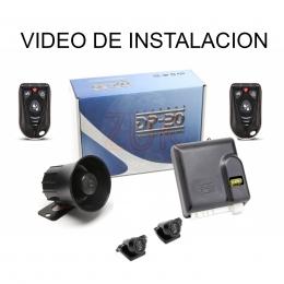 Alarma Auto DP20 TX SB volumetrica (ultrasonido)