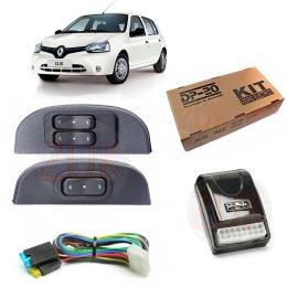 Alzacristal Electrico Encastre Original Renault Clio Mio