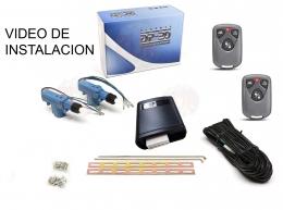 Cierre Centralizado Electrico 2 puertas Con Comando A Distancia DP20