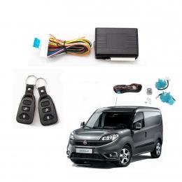 Cierre Centralizado Electrico 2 puertas Con Comando A Distancia Fiat Doblo
