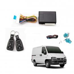 Cierre Centralizado Electrico 2 puertas Con Comando A Distancia Fiat Ducato