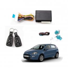 Cierre Centralizado Electrico 2 puertas Con Comando A Distancia Fiat Punto