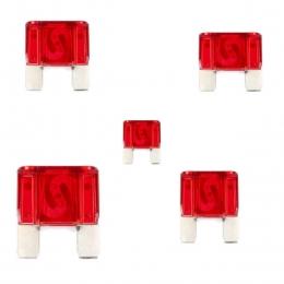 5 x Maxi Fusibles Ficha 50 Amperes 28mm X 35mm