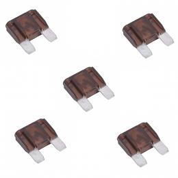 5 x Maxi Fusibles Ficha 70 Amperes 28mm X 35mm