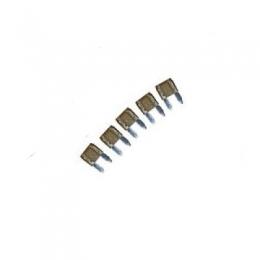 5 x Fusibles Ficha 7,5 Amperes 20mm X 20mm