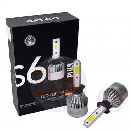 Kit cree led H1 6500K 22000 Lumenes