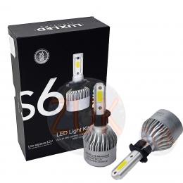 Kit cree led H3 6500K 22000 Lumenes