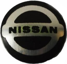 Logo Metalico Nissan Para Llaves Navaja De 14mm