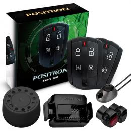 Alarma auto Positron Ex360us con sensor volumetrico (ultrasonido)