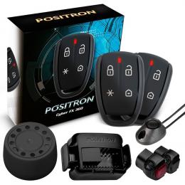 Alarma Positron Fx360us con sensor volumetrico (ultrasonido)