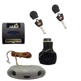 Alarma Positron Original Fiat con sensor volumetrico (ultrasonido)