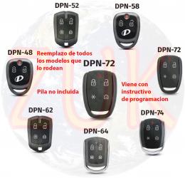 Control Remoto De Presencia Pst (positron) DPN72 lineas superiores 300