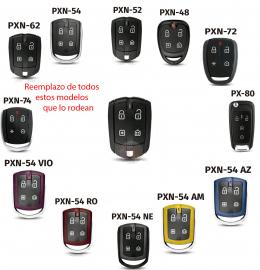 Control Remoto De Comando Pst - Positron PX52 lineas superiores 300 S/Pila