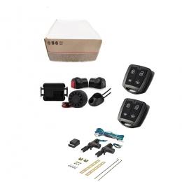 Alarma Positron Original Volkswagen con sensor volumetrico (ultrasonido) + cierre centralizado electrico 2ptas