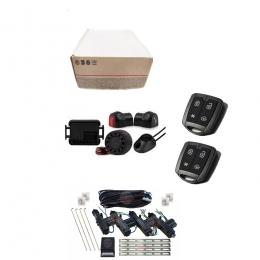 Alarma auto Positron Original Volkswagen con sensor volumetrico (ultrasonido) + cierre centralizado electrico 4ptas