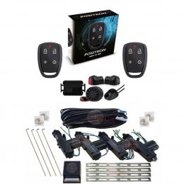 Alarma auto Positron Fx360us con sensor volumetrico (ultrasonido) + cierre centralizado electrico 4ptas