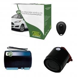 Alarma Auto X28 KL20 RS usa llave comando a distancia original Plip volumetrica (ultrasonido) Antiasalto presencia