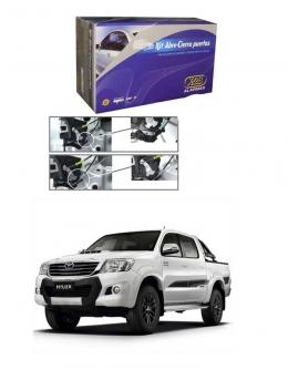 Cierre Centralizado electrico X28 Toyota Hilux Desde 2006 motores originales