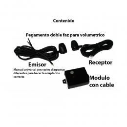 Sensor Volumetrico (ultrasonido) universal