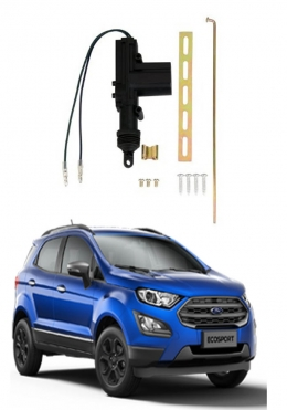 Apertura Electrica De Baul Ford Ecosport Kinetic Design Desde 2013