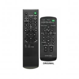 Control Remoto Audio, equipo de musica 753 Sony