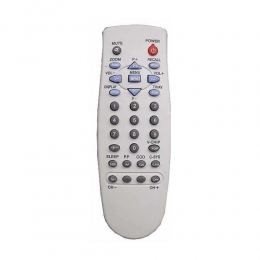 Control remoto TV 208 Chasis