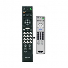 Control remoto LCD Led Smart 410 Sony