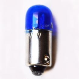 10 X Lamparas T9 514b 12v 4 Watt Ba9s Azul Pata Pareja