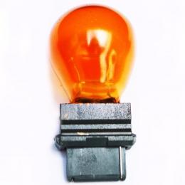 4 X Lamparas S25 3156 12v 32cp Ambar Un Filamento