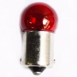 8 Lamparas G18,5 207r 12v 5w Ba15s Rojo Pata Pareja