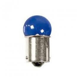 7 Lamparas G18,5 207a 12v 5w Ba15s Azul Pata Pareja