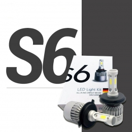 Kit 32000 Lumenes Cree Led S6 Sexta Generacion 5202