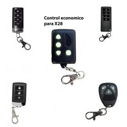 Control Remoto Comando no original X28 Linea Z10 Z20 Z30 Z40 Z50