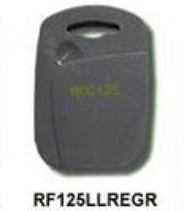 Copia Tag RFID rectangular gris 125Khz