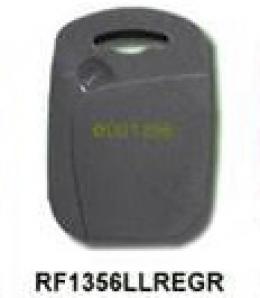 Copia Tag RFID rectangular gris 13,56Khz